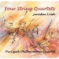 ヤロスラフ・クルチェク: 4つの弦楽四重奏曲集
