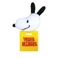 スヌーピー × TOWER RECORDS ぬいぐるみバッジ Accessories