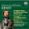 H.W.Ernst: Complete Music for Violin and Piano Vol.2