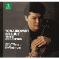 Violin Concerto - Tchaikovsky, Siberius<初回限定生産盤>