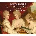 J.Jones: Eight Setts of Lessons for the Harpsichord (London, 1754)