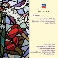 J.S.Bach: Mass in B minor BWV.232, Cantata BWV.56