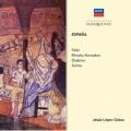 Espana - Falla, Rimsky-Korsakov, Chabrier, Turina