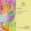Korngold: Symphony in F sharp, Violin Concerto, etc