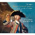 テレマン: トランペットとホルンのための協奏曲集