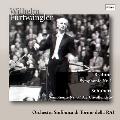 """Brahms: Symphony No.1; Schubert: Symphony No.8 """"Unfinished"""""""
