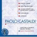 P.Castaldi: Works for Piano Duo