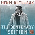 Henri Dutilleux - The Centenary Edition<限定盤>