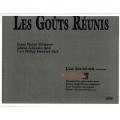 Les Gouts Reunis - Telemann, C.P.E.Bach, J.S.Bach (USBメモリ/Audio)