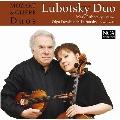 ヴァイオリンとチェロのための二重奏曲