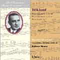 A.Wiklund: Piano Concertos No.1, No.2, Konsertstycke Op.1
