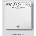 Monster: 1st Mini Album (Middle Note Ver.)