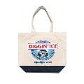 "DIGGIN' ICE 2020 TOTE BAG 12""size(KINARI)"