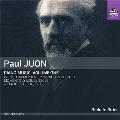 Paul Juon: Piano Music Vol. 1
