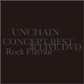 CONCEPT BEST & LIVE DVD~Rock Flavour~ [CD+DVD]