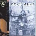 Document<Translucent Gold Vinyl/限定盤>