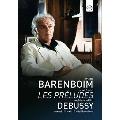 Daniel Barenboim plays Les Preludes, explains Debussy