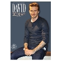 David Beckham / 2014 Calendar (Red Star)