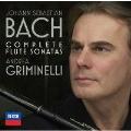 J.S.Bach: Complete Flute Sonatas