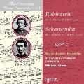 シャルヴェンカ: ピアノ協奏曲第1番、ルービンシュタイン: ピアノ協奏曲第4番~ロマンティック・ピアノ・コンチェルト・シリーズ Vol.38