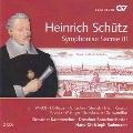 H.Schutz: Symphoniae Sacrae III