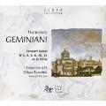 ジェミニアーニ: コレッリのソナタによる合奏協奏曲集