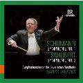 シューマン/シューベルト: 交響曲集
