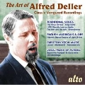 The Art of Alfred Deller -The Counter-Tenor Legacy: Traditional Songs, English Madrigals & Airs, etc / Deller Consort, Desmond Dupre(lute), etc
