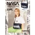 NASA SHOULDER BAG BOOK presented by X-girl