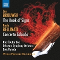 Leo Brouwer: The Book of Sings