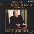 J.S.バッハ「平均律クラヴィーア曲集全巻」 BWV846~893