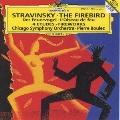 ストラヴィンスキ-:バレエ「火の鳥」全曲他