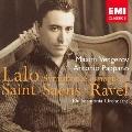 ラロ:スペイン交響曲 サン=サーンス:ヴァイオリン協奏曲 第3番 他<期間限定低価格盤>