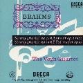 ブラームス:弦楽四重奏曲第2番・第3番<紙ジャケット仕様初回限定盤>