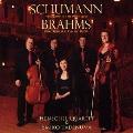 シューマン&ブラームス:ピアノ五重奏曲 シューマン:ピアノ五重奏曲 変ホ長調 Op.44/ブラームス:ピアノ五重奏曲 ヘ短調 Op.34
