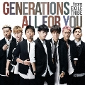 ALL FOR YOU [CD+DVD]