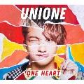 ONE HEART (B) [CD+DVD]<初回生産限定盤>