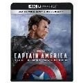 キャプテン・アメリカ/ザ・ファースト・アベンジャー 4K UHD [4K Ultra HD Blu-ray Disc+Blu-ray Disc]