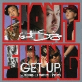 GET UP feat.MICHICO,L.L BROTHERS,WARNER  [CD+DVD]