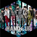 HANDS UP [CD+DVD]<初回盤B>