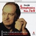 ドヴォルザーク:交響曲第7&8番