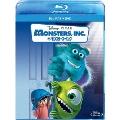モンスターズ・インク ブルーレイ+DVDセット [2Blu-ray Disc+DVD]