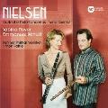 ニールセン:フルート協奏曲、クラリネット協奏曲&管楽五重奏曲
