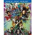 スーサイド・スクワッド エクステンデッド・エディション 3D&2D ブルーレイセット(3枚組)<初回版>