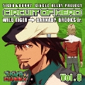TIGER & BUNNY SINGLE RELAY PROJECT CIRCUIT OF HERO Vol.8