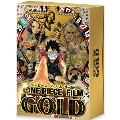 ONE PIECE FILM GOLD GOLDEN LIMITED EDITION [Blu-ray Disc+DVD]<初回生産限定版>