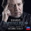 ブラームス:交響曲第2番・第4番 他