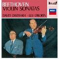 ベートーヴェン:ヴァイオリン・ソナタ全集 [3SACD[SHM仕様]]<初回生産限定盤>