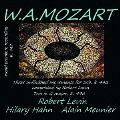 モーツァルト:ピアノ三重奏曲 K.442&K.496