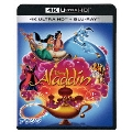 アラジン 4K UHD [4K Ultra HD Blu-ray Disc+Blu-ray Disc]